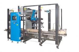 futura robotica macchina imballaggio