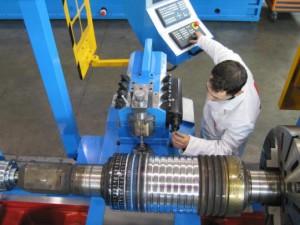produzione con macchine utensile