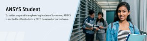 ansys student banner
