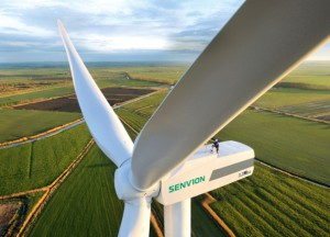 turbina Senvion