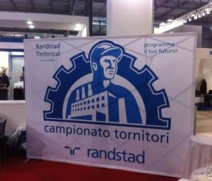 Campionato Tornitori Randstad live