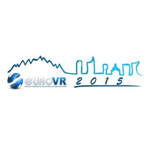 EuroVR 2015 logo