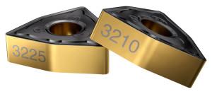 GC3225 e GC3210 per la tornitura di ghisa.