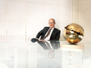 Alberto Bianchi, presidente del gruppo Bianchi e amministratore  delegato di Bianchi Industrial.