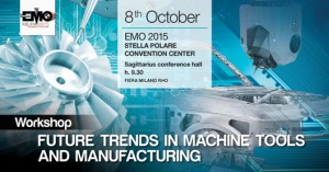 emo workshop future trends in machine tools