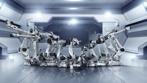 gamma robot comau