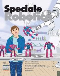 copertina speciale robotica