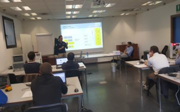 Telmotor Academy, buona la prima per il corso Safety Expert