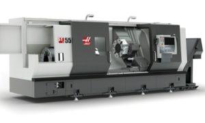Haas ST-55, centro di tornitura per l'utilizzo intensivo