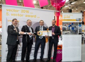 igus vector award 2016