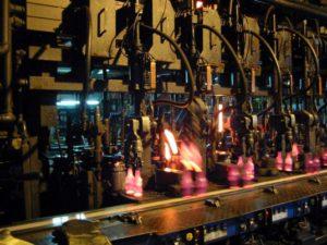 produzione industriale real