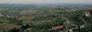 paesaggio emilia romagna