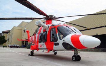 Finmeccanica, grande successo in Brasile per l'elicottero AW169